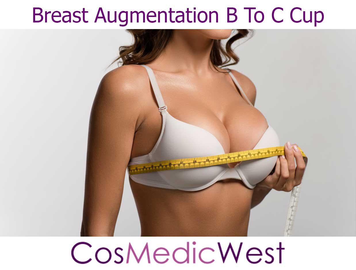"In addition, with increasing implant size, more cubic meters of volume are required to achieve a full cup size. This means that you would need a larger implant cup than a B cup to get from B to C cup. As many patients with small breast augmentation will tell you, an experienced plastic surgeon can create a padded bra that can improve breast symmetry so that your breasts look and feel natural. Plastic surgeons need to remember that women want natural - seemingly - and that there is a difference between natural-looking and saggy breasts. Many customers know that it is worth going just one cup size higher, but some opt for a breast enlargement Perth. B-cup to C-cup , you will still look natural even if you have gone up only one cup size. Breast augmentation b to c cup B-cup to C-cup, the dimensions of your breasts change, but their shape and shape changes with the size of your breast. Of course, too much of anything can do harm, by definition, and very large breasts are undesirable for most women. There is not the perfect breast for everyone, as every woman has preferences in terms of size, shape, feeling, etc. How many cc's is a full C cup? The issue of implant size is inherently delicate, as some women consider breast size to be an implant that comes from a discrete volume measured in cubic centimetres (300 cc equals 10 ounces). A 300 CC implant can produce a breast with a diameter of 3 cm and a circumference of 2.2 inches. To achieve your objective in having a C cup, you would need 350-400 cc. This may include simulating the enlargement by placing the implant in the patient's bra, measuring the specific dimensions of her existing breasts to select an implant that matches these dimensions, and checking previously enlarged breasts that she finds attractive and shape. Measurements have shown that nipples are only a few millimetres higher on average during breast enlargements and implants. Women with lower nipples are best treated with breast tightening at the same time, as are women with higher nipples, as are women with larger breasts. The actual size of a breast implant, measured in cc, is really not a good indicator of what a breast augmentation will look like or what the cup size will be. The final breast volume represents the combination of breast tissue that was present at the beginning and is implanted, which explains why two women with implants of the same size may have different breast sizes. If the breast envelope (existing breast tissue) remains unchanged, the implant fills the breast envelope. The augmentation effects of an implant can vary from patient to patient depending on the size and shape of the implant, the type of implant and breast size. What type of breast implant is best? Gummy bear breast implants are one of the options available for breast augmentation. The term ""gummy bear"" is actually a nickname for these teardrop-shaped, gel-based implants. They're known to retain their shape better than other types of breast implants made from saline and silicone. Small C breast augmentation While most plastic surgeons measure breast implant size in cc (cubic centimetres) of fluid volume, most patients seeking breast augmentation in Boston want to know how to achieve a certain bra cup size for breast augmentation. As bra manufacturers and retailers can label the same bra with different cup sizes, it is important to estimate the size of your breast implants and cups with a non-padded bra you wanted to wear before breast augmentation. For example, a 400cc implant may be required to achieve a C-cup breast volume, while a 200CC implant may be required to achieve a C-cup breast volume after surgery. Breast augmentation A cup to D cup The following breast implant size measurement methods can be used to estimate the size of your breast implants and the number of breast implants needed to increase your cup size. This is not an exact figure determined by scientific research, but an estimate based on anecdotal experience and personal experience with breast implants. There are several reasons to discourage fixation on a certain number, but one of the most important is that it is not always a good indicator of a patient's actual cup size. For example, a petite patient with an implant size of 1 cc (1.5 mm) or less will have a larger cup than patients with a larger stature. However, it can take more than a cc of volume to get a full cup - size increase when you go from cup A to B, which means you probably have to go to cup B to C and need more volume than you probably would have needed when you go from cup A to B. Once you have reached an implant size, you can ascend to any of these implant sizes. Second, there is almost no consistency in bra size, and many people have no idea what the cup size of a bra means, especially if they were wearing a bra of the wrong size at the beginning. For example, if you fit into a cup A, B, C or C, you probably do not fit into one of the implant sizes. Thirdly, it is often difficult to summarize all the factors involved in breast enlargement in a single letter. In collaboration with a plastic surgeon, you will go through a number of factors that affect the final shape and size that work for your goals and what your body can cope with. Your breast size is only as good as the bra that fits you, not the size of your implants. It may be considered small to be an A-C or even D cup, and a D-DD cup is average. A 34B is bigger than a 32C, but smaller than a 32D, as you go from that and the comparisons of other band sizes. Is the C cup considered small? 36C's are a little wide, but C's are normally a small-to-medium cup size, unless the woman is underweight or slim. Typically, 36C's are usually only going to be tiny tits on an overweight lady, but not always. Yeah yeah, 36C looks small, but 32C looks nice and perky for a smaller lady. How much do C cup breasts weight? On average, the C Cup breast weighs 531g, which is equal to 3 bananas per knocker - Full of potassium, this fruity candy wouldn't last in a busy store with an elbow to the face, imagine the mess. What is the most common breast implant size? There are sizes of breast implants from 100 to 1,000 cubic centimeters available. Sizes ranging from 300 to 400 cc are the most common. How do I choose a plastic surgeon? 5 plastic surgeon choices tips Multi-chirurgers interview. It's not a small decision to undergo plastic surgery, and it can sometimes be easy to overwhelm. Look for something more than a lot. See if the surgeon is approved by the commission. Check for a hospitalized surgeon. Ask questions. Ask questions. Do breast implants look smaller at first? Immediately after getting breast augmentation, patients experience an inflammatory process that causes swelling of the tissues combined with a tightening of the chest muscles. Implants look smaller because of constricted tissues. How long after breast augmentation can they be touched? Although there's no harm in light fondling, be mindful that your breasts will be sensitive to touch for up to 3 weeks after surgery. How long does it take for breasts to soften after augmentation? The softening process is referred to as ""fluffing"", and can last anywhere from eight weeks to six months. If your breasts feel harder than six months, see your plastic surgeon. Postoperative swelling contributes to the firmness of newly-placed breast implants, as does their placement. Article Reference: Matsen, C.B., Mehrara, B., Eaton, A. et al. Skin Flap Necrosis After Mastectomy With Reconstruction: A Prospective Study. Ann Surg Oncol 23, 257–264 (2016). https://doi.org/10.1245/s10434-015-4709-7 Eriksson, N., Benton, G.M., Do, C.B. et al. Genetic variants associated with breast size also influence breast cancer risk. BMC Med Genet 13, 53 (2012). https://doi.org/10.1186/1471-2350-13-53 King, Nina-Marie; Lovric, Vedran; Parr, William C. H.; Walsh, W. R.; Moradi, Pouria, Plastic and Reconstructive Surgery, Volume 139, Number 5, 1 May 2017, pp. 1084-1089(6), Publisher: Wolters Kluwer, DOI: https://doi.org/10.1097/PRS.0000000000003247 V. Leroy Young, MD, Marla E. Watson, C.B. Boswell, MD, Robert F. Centeno, MD, Initial Results From an Online Breast Augmentation Survey, Aesthetic Surgery Journal, Volume 24, Issue 2, March 2004, Pages 117–135, https://doi.org/10.1016/j.asj.2003.11.001 Related Article: What to wear for breast augmentation Why wear sports bra after breast augmentation Fat transfer breast augmentation before after Body fat transfer breast augmentation cost - CosmedicWest"