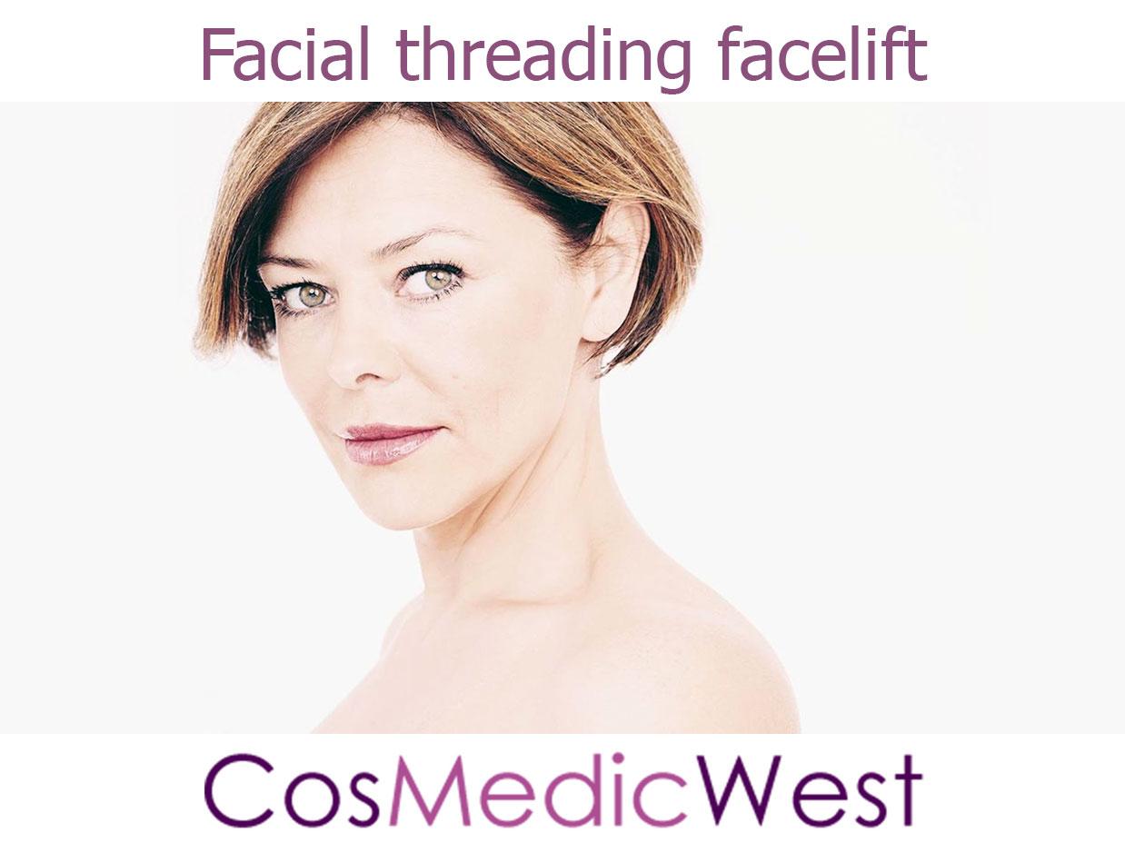 Facelift Perth - Facial threading facelift