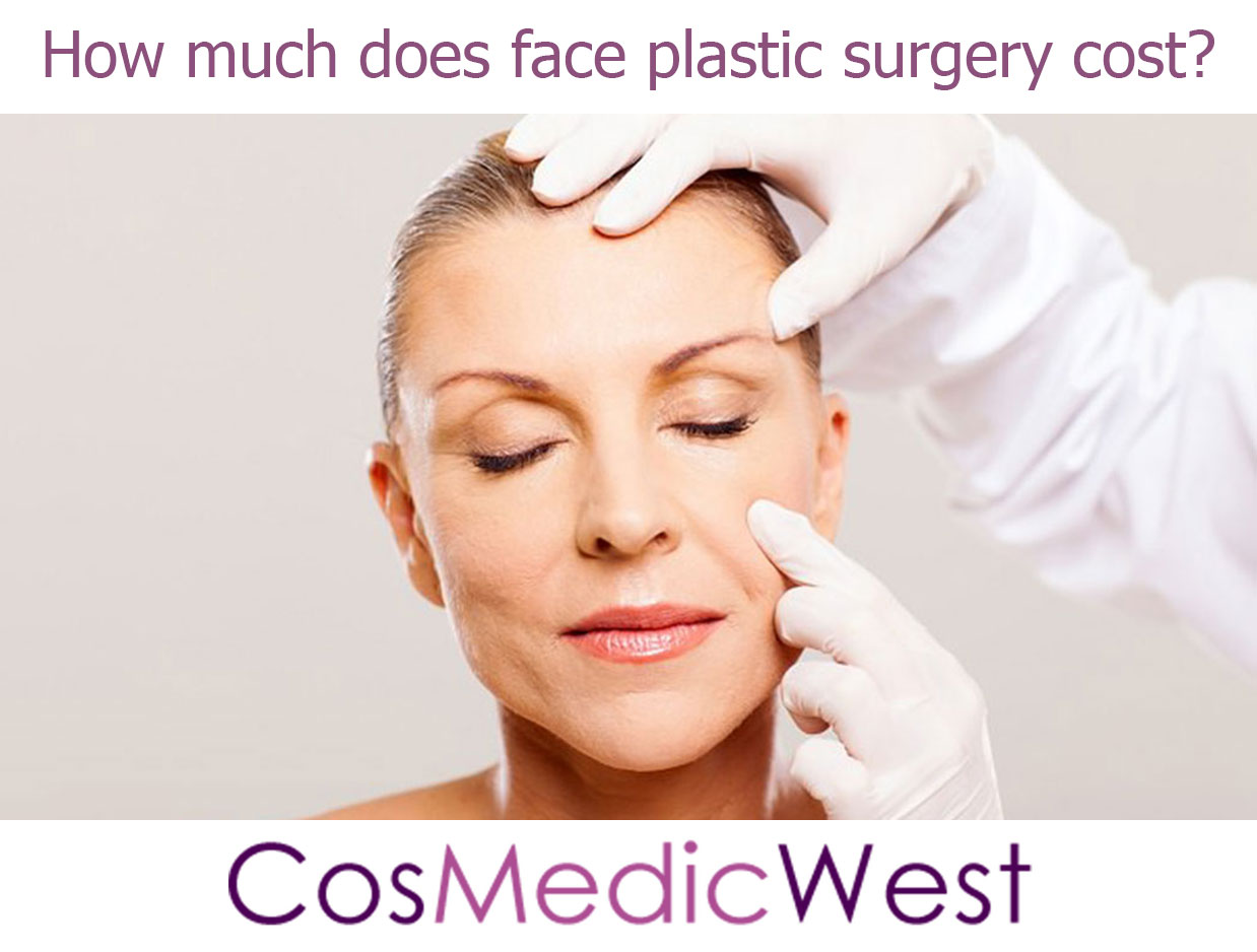 Facelift Perth - How much does face plastic surgery cost