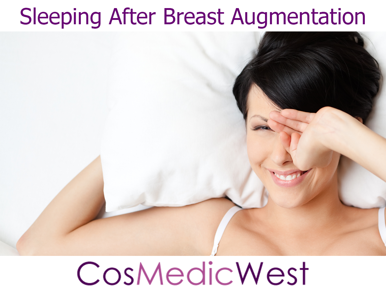 Sleeping After Breast Augmentation