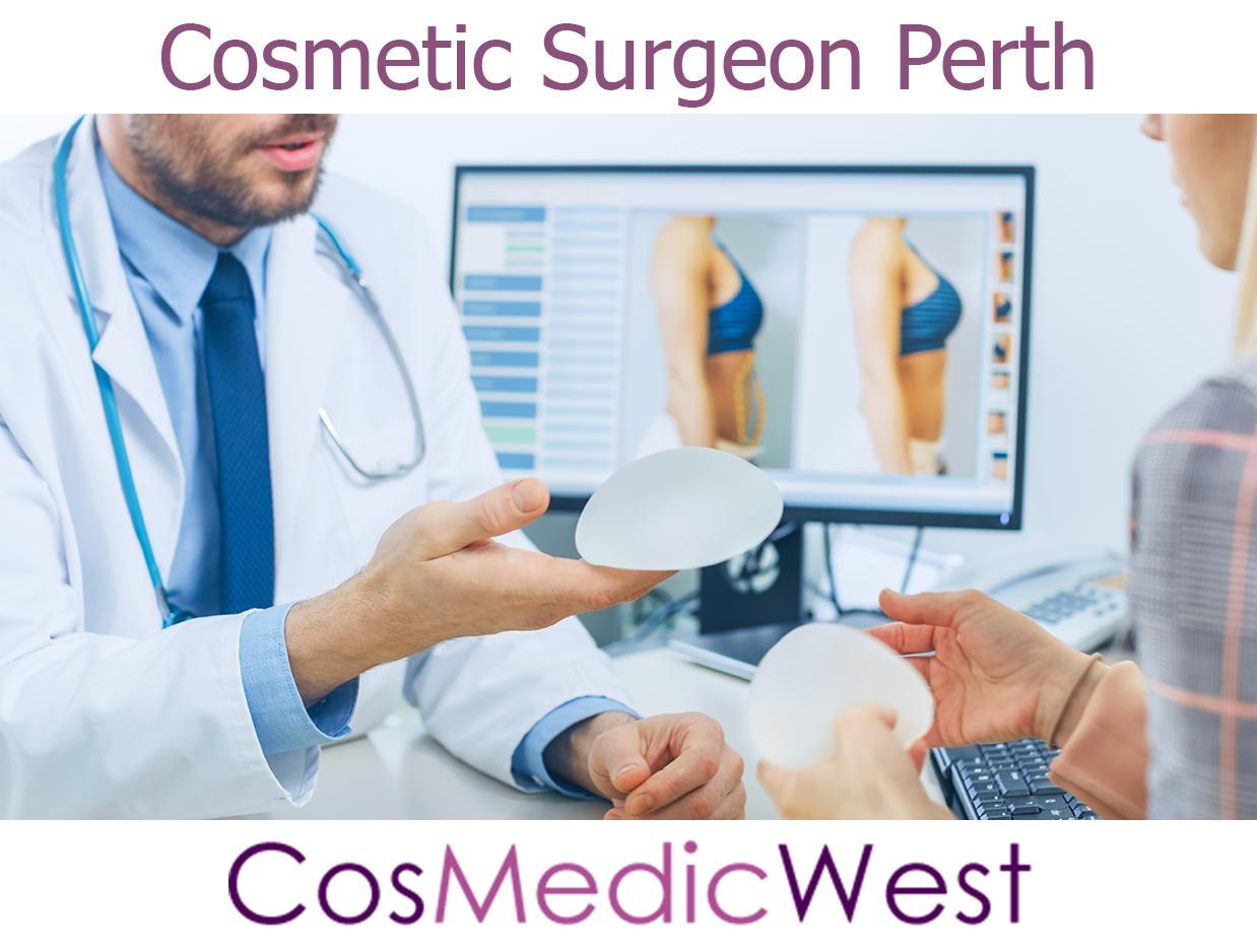 cosmetic surgeon in Perth, WA
